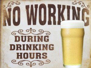 Beer Working hours