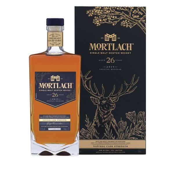 Mortlach 26 year old special release 2019 single malt whisky 700ml