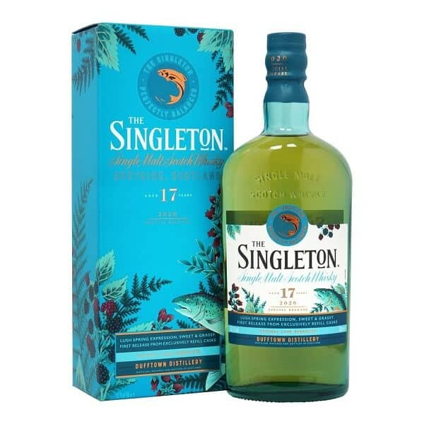 Singleton 17 year old single malt scotch whisky special releases 2020 700ml